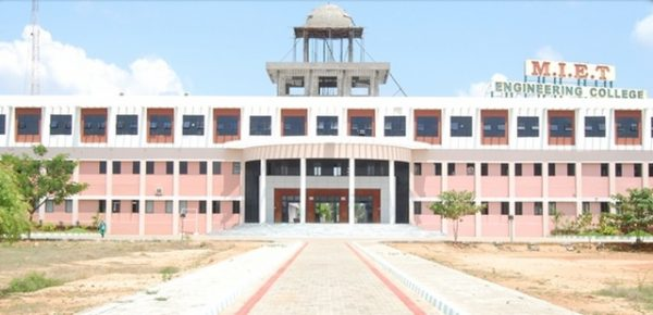 M.i.e.t. Engineering College (MIET) Tiruchirapalli