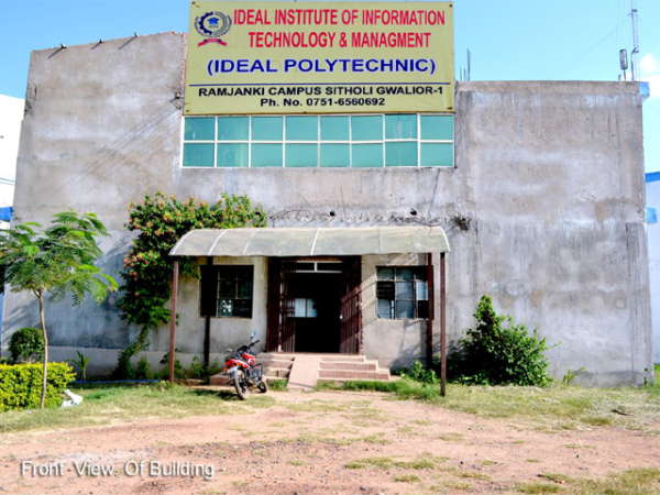 Ideal Institute Of Information Technology And Management Gwalior