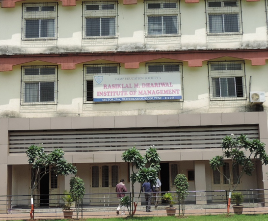 Camp Education Societys Institute Of Management (CAMPMBA) Pune