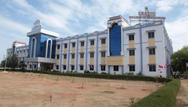 Chandy College Of Engineering Thoothukudi