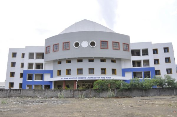 G. H. Raisoni Institute Of Engineering & Technology For Women (GHRIETW) Nagpur