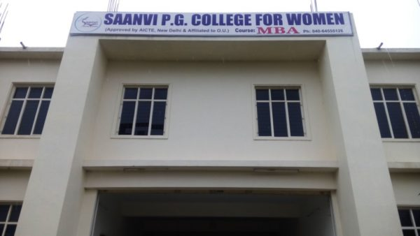 Saanvi P.g College For Women (SAANVI) Hyderabad