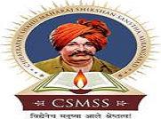 CSMSS Chh. Shahu College of Engineering logo