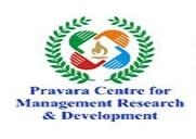 Pravara Centre for Management Research and Development logo