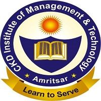 CKD Institute of Management and Technology logo
