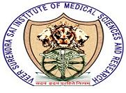 Veer Surendra Sai Institute of Medical Sciences and Research logo