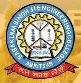 Baba Kuma Singh Ji Engg College logo