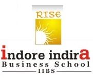 Indore Indira Business School logo
