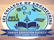 Sanjay Education Societys College of Engineering logo