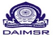 Dr Ambedkar Institute Of Management Studies And Research logo