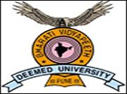 Bharati Vidyapeeth University, Institute of Management and Rural Development Administration logo