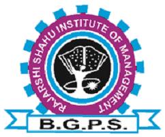 Rajarshi Shahu Institute Of Management logo