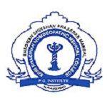 Shri Bahagwan Homoeopathy College logo