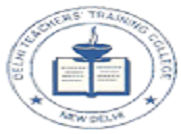 Delhi Teacher Training College logo