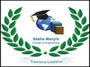 Stella Mary's College of Engineering logo