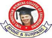 Vins Christian Womens College of Engineering logo