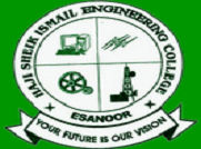 Haji Sheik Ismail Engineering College logo