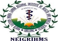 North Eastern Indira Gandhi Regional Institute of Health and Medical Sciences, Shillong logo