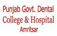 Punjab Government Dental College And Hospital logo