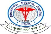 Shyam Shah Medical College logo