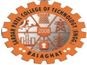Sardar Patel College of Technology logo