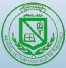 Anwarul Uloom College Of Pharmacy logo