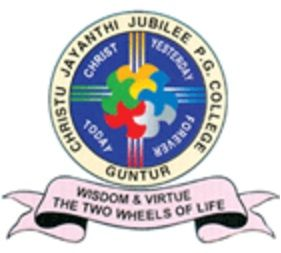 Christu Jayanthi Jubilee College logo