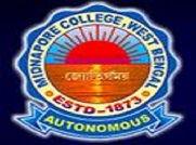 Midnapore College logo