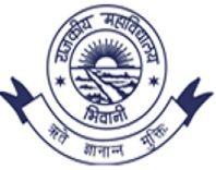 Government College logo