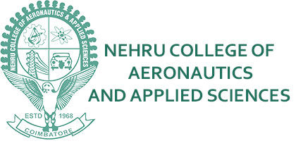 Nehru College of Aeronautics and Applied Sciences logo