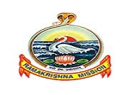 Ramakrishna Mission Residential College logo
