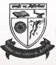Vikram Deb Autonomous College Jeypore logo