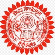 Ranchi College logo