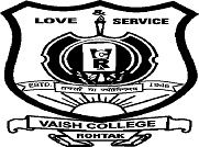 Vaish College logo