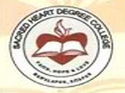 Sacred Heart Degree College Naipalpur logo