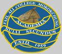 Fazl Ali College logo