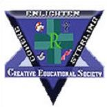 Creative Educational Societys College Of Pharmacy logo