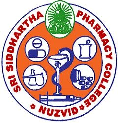 Sri Siddhartha Pharmacy College, Nuzvid logo