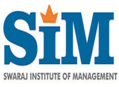 Swaraj Institute of Management logo