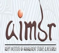 Adept Institute of Management Studies and Research logo