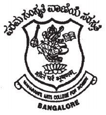 Maharanis Arts, Commerce and Management College for Women logo
