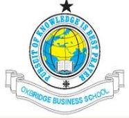 Oxbridge Business School logo