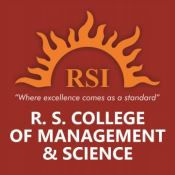 R S College Of Management And Science logo
