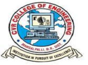 CVR College of Engineering logo