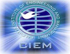 Calcutta Institute of Engineering and Management, Kolkata logo