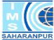 Institute of Management Studies logo