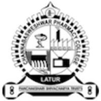 Channabasweshwar Pharmacy College Degree logo