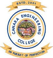 Canara Engineering College, Mangalore logo