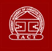 Trident Academy of Creative Technology, Bhubaneswar logo