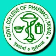 Government College of Pharmacy, Karad logo